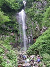 霧ヶ滝トレッキング~ひょうご秘境の渓谷・イワナの里を求めて~